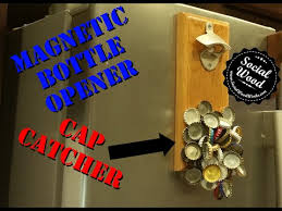 how to make a diy bottle opener and