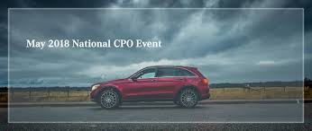 May CPO Event | Mercedes-Benz of Atlantic City