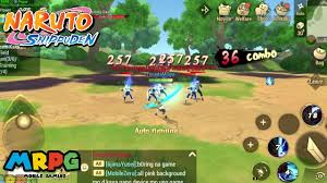 HOT!!!! Naruto: Slugfest Android Gameplay (3D Open World MMORPG ...