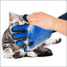 Kiss The Paw - Purrfect Pet Grooming Glove