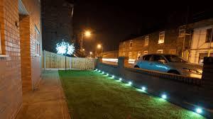 decking lights garden lighting