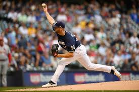 Milwaukee Brewers: Does Adrian Houser Have An Injury?