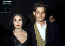 TBT: Winona Ryder and Johnny Depp