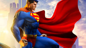 cartoon superman wallpapers top free