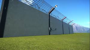Steam Workshop Electric Fence Wall Wire