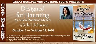 CELTICLADY'S REVIEWS: Designed for Haunting (Aurora Anderson ...