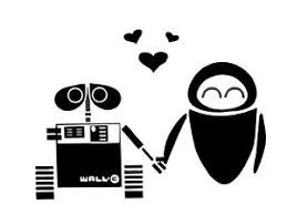 Disney Wall E And Eve Funny Vinyl Decal Car Laptop Wall Window 75041 Ebay
