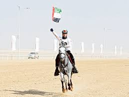 Abdullah Rashid Mohammad Saeed Al Naqbi wins Dh1m Abu Dhabi endurance ride  | Sport – Gulf News