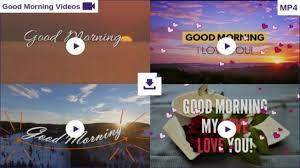 gm whatsapp status video mp4 hd