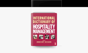 International Dictionary of Hospitality Management on Apple Books