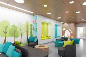 Best Colors For An Inviting Waiting Room Or Lobby In 2019