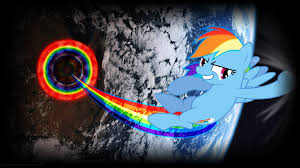 orbit rainbow dash my little pony