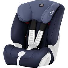 evolva 123 plus seat cover moonlight blue