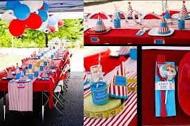 carnival birthday party ideas carnival