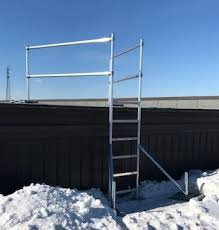 Ballasted Ladder Systems