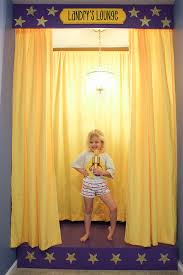 How To Build A Kids Stage With Dress Up Clothes Storage