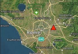 Scossa di terremoto M 3.7 avvertita a Roma e provincia, centinaia ...
