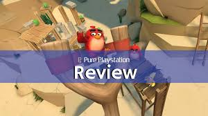 Review: Angry Birds VR: Isle of Pigs - PS4/PSVR