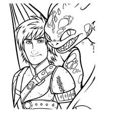 Kids N Fun 7 Kleurplaten Van How To Train Your Dragon Hoe Tem