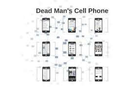 Dead Man's Cell Phone by Addie Reed