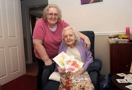 Age is no barrier for Great Cornard woman Joan Weddall as she celebrates  101st birthday