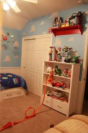 Toy Story See This Mom S Perfect Recreation Of Andy S Room Toy Story Bedroom Toy Story Room Andys Room Toy Story