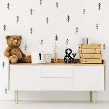 Tree Wall Decals Nursery And Toddler Room Decor Etsy