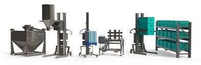Equipment in pharmaceutical industry.