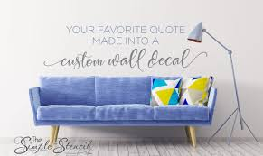 Create Your Own Vinyl Wall Stickers Word Decal Quote Art Name Vamosrayos