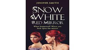 Snow White Red Mirror by Jenifer Smith