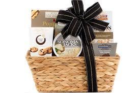wine food gift baskets sets for