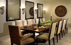 dining room mirror decor wall mirrors
