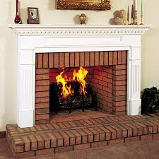 traditional fireplace and surrounds