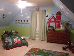 Farm Theme Boys Bedroom Cool Kids Bedrooms Kids Bedroom Themes Bedroom Themes