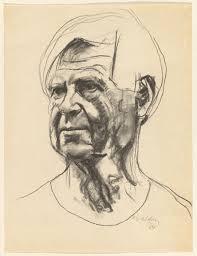 Walters , Wesley   Portrait of Arthur Boyd