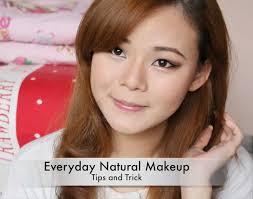 video tutorial makeup natural untuk