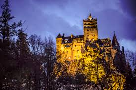 How To Attend A Halloween Party at Dracula's Castle