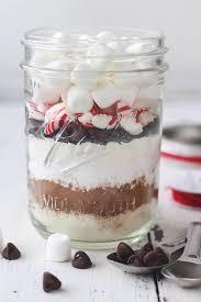 homemade hot chocolate mix love grows