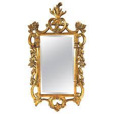 hollywood regency baroque style mirror