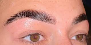 what is brow lamination microblading