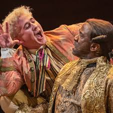 Amadeus review – a lush, high-voltage revival   Theatre   The Guardian