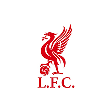 Lfc Liverbird With Ball Vinyl Decal Transfer Sticker Liverpool Etsy