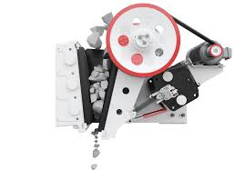 jaw crusher for primary rock crushing