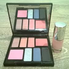 body british rose spring trend makeup