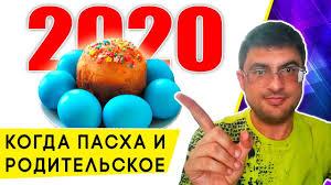 Когда Пасха в 2019 году в России у православных и Родительский день -  movie.novosti-armenia.com