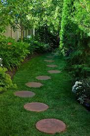 37 mesmerizing garden stone path ideas