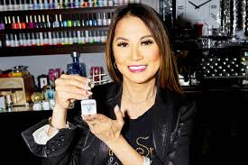 in the salon with nail artist jenni bui