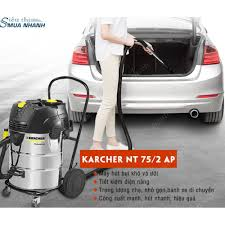 Máy hút bụi công nghiệp Karcher NT 75-2 AP -