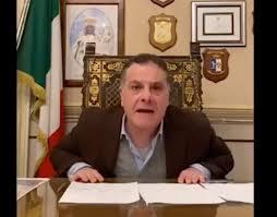 Coronavirus, il vulcanico sindaco di San Severo: «Mascherine a 10 ...