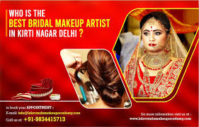 bridal makeup in east delhi saubhaya